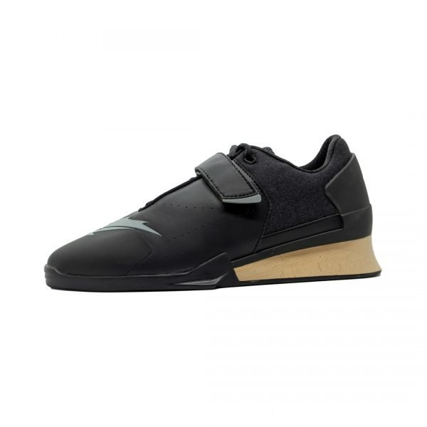 Velaasa Strakes Weightlifting Shoes in Europe in black