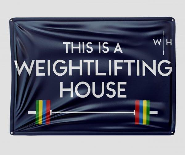 Garage Gym flag