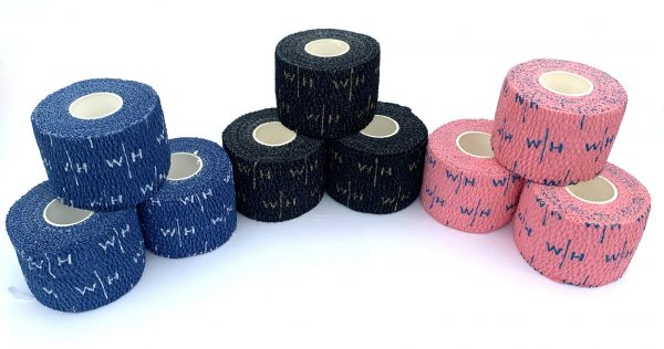 Weightlifting House thumb tape for weightlifters and hook grip