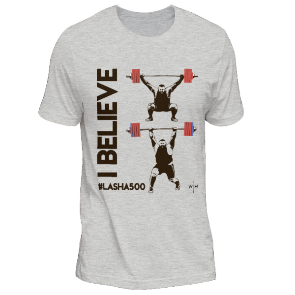 Lasha 500 T-Shirt