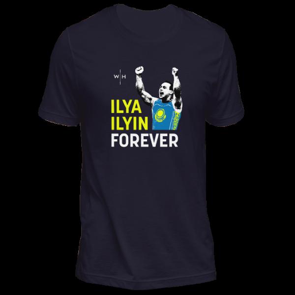 Ilya Ilyin t-shirt