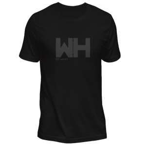 lack on Black weightlifting t-shirt
