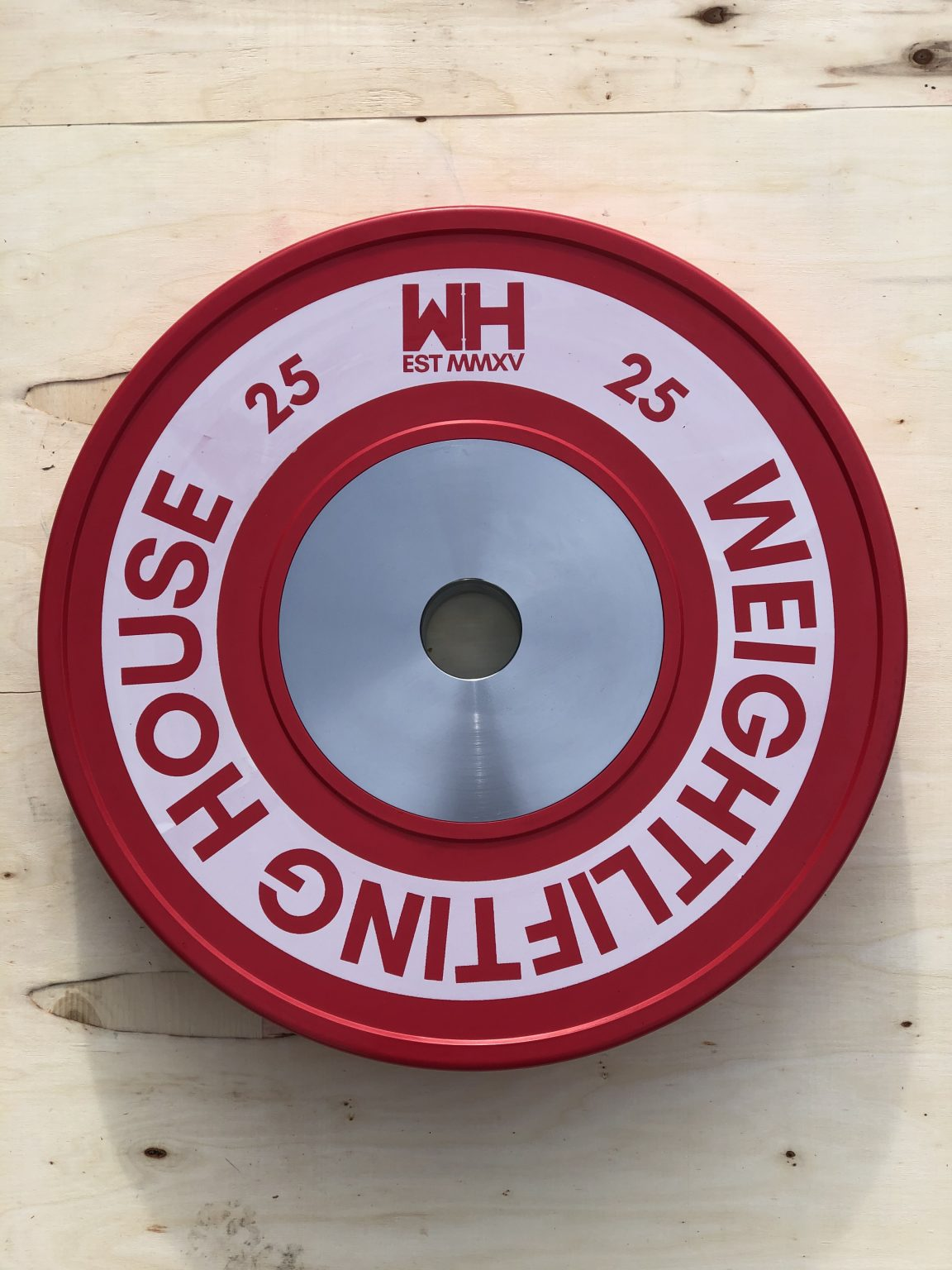 25kg weightlifting house plate