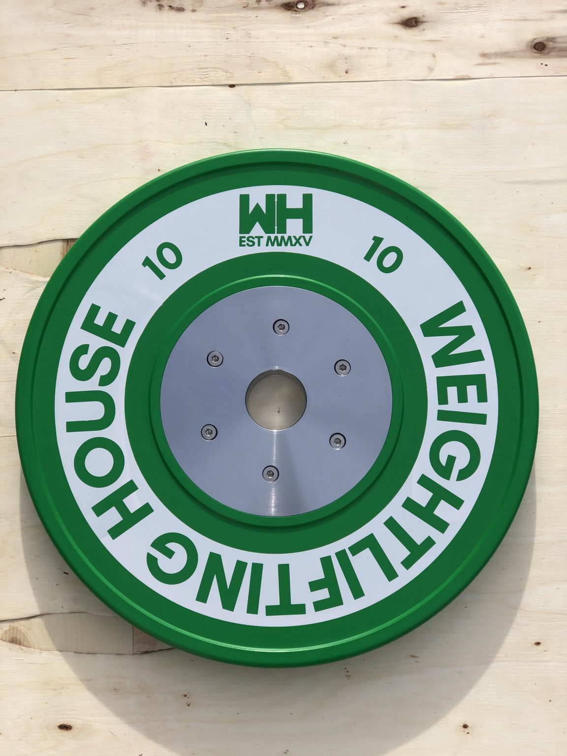 10kg weightlifting house plate