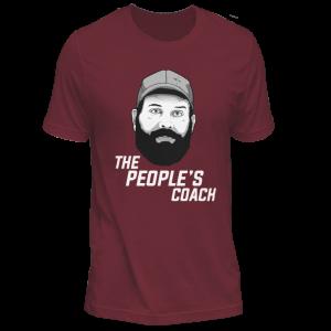 Glenn Pendlay t-shirt, the people's coach