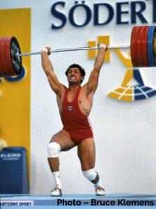 In memory of Yurik Vardanyan   Weightlifting House