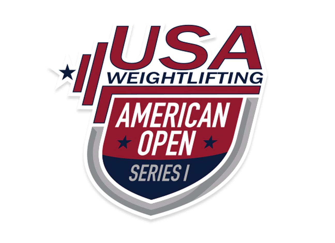 The American Open Series 1 was held at the Arnold Sports Festival for USAW members