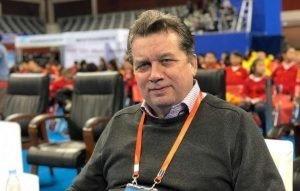 Vladomir Saltykov passes away age 63