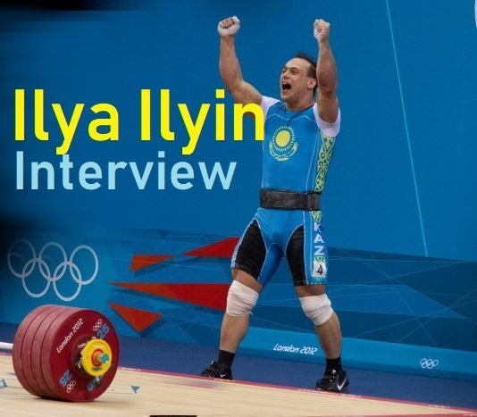 Interview with Ilya Ilyin's training plan, coaching, and recovery