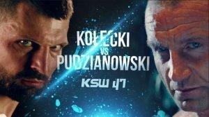 Weightlifter Szymon Kolecki fights World's strongest man Mariusz Pudzianowski