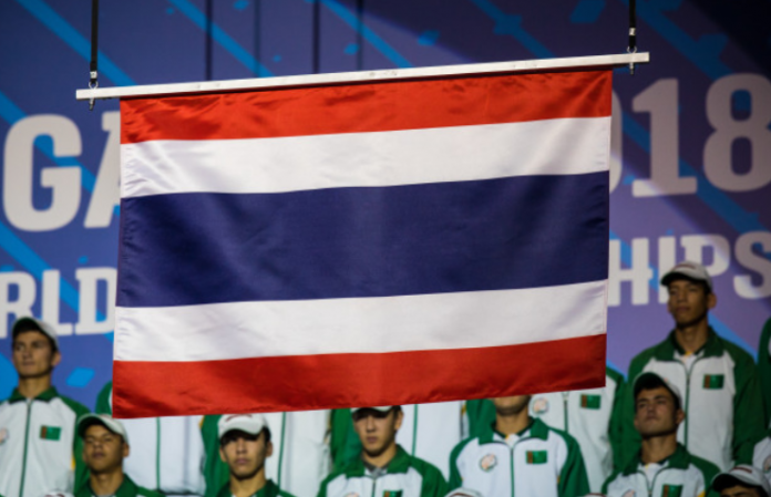 Thailand Weightlifting Banned with new tests