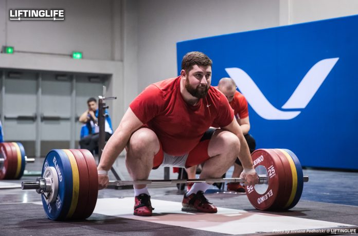 Who to watch at the European Weightlifting Championships - Lasha Talakhadze 200 kg snatch