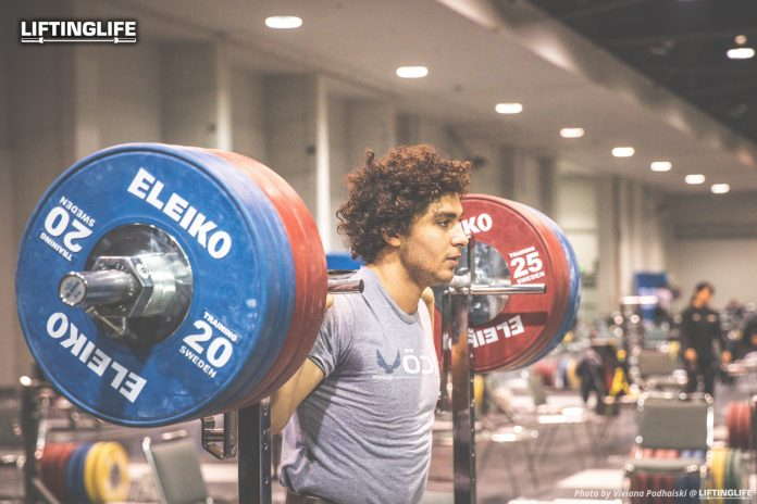How can we use PRE for Olympic Weightlifting training?