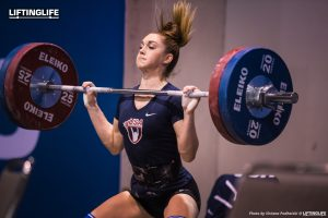 Mattie Rogers using the hook grip in a how to use the hook grip article