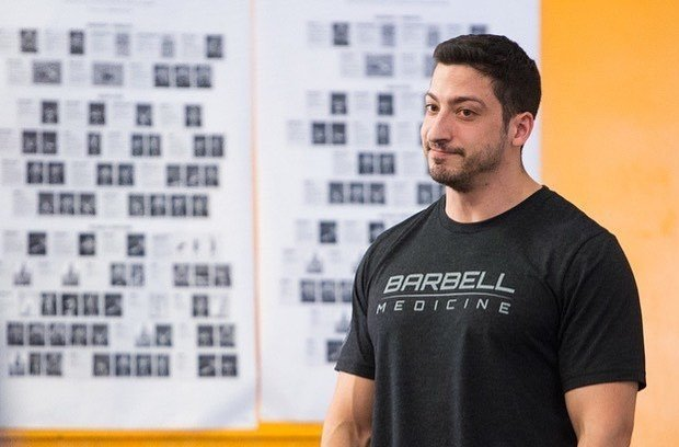 Austin Baraki | Barbell Medicine, on the SRA Curve and tenidinopathy