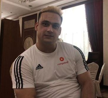 Ilya Ilyin at the Kazakhstan Nationals 2019