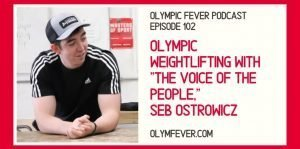 Seb Ostrowicz on Olympic Fever