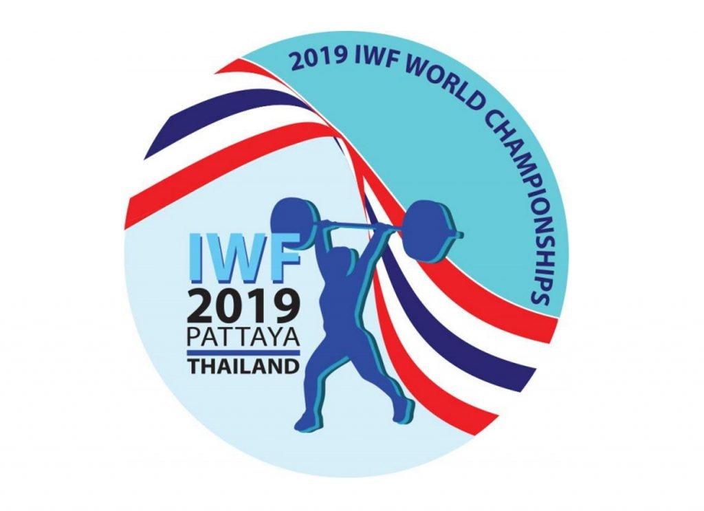 World Weightlifting Championships 2019 Logo
