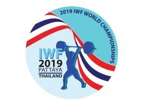World Weightlifting Championships 2019 Logo