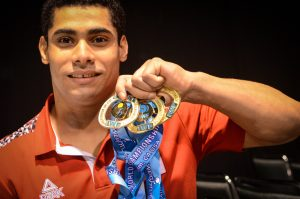 Egyptian Weightlifter Mohamed Ehab announces retirement in light of Egyptian doping cases