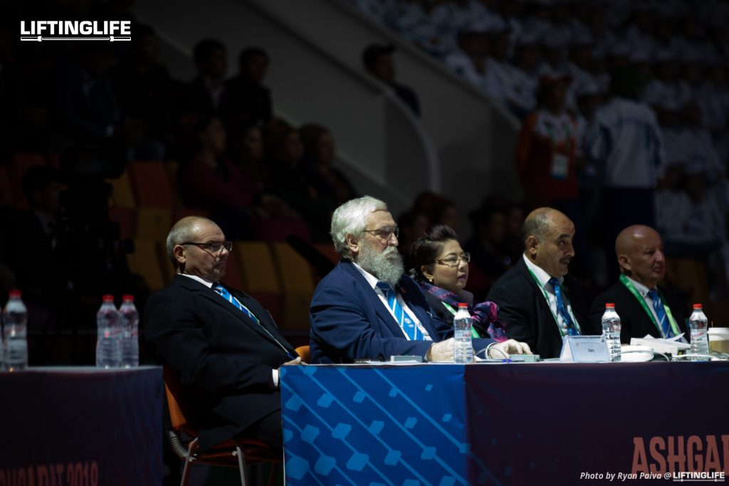 How will the Weightlifting Olympic qualification system change with the Corona viurs?