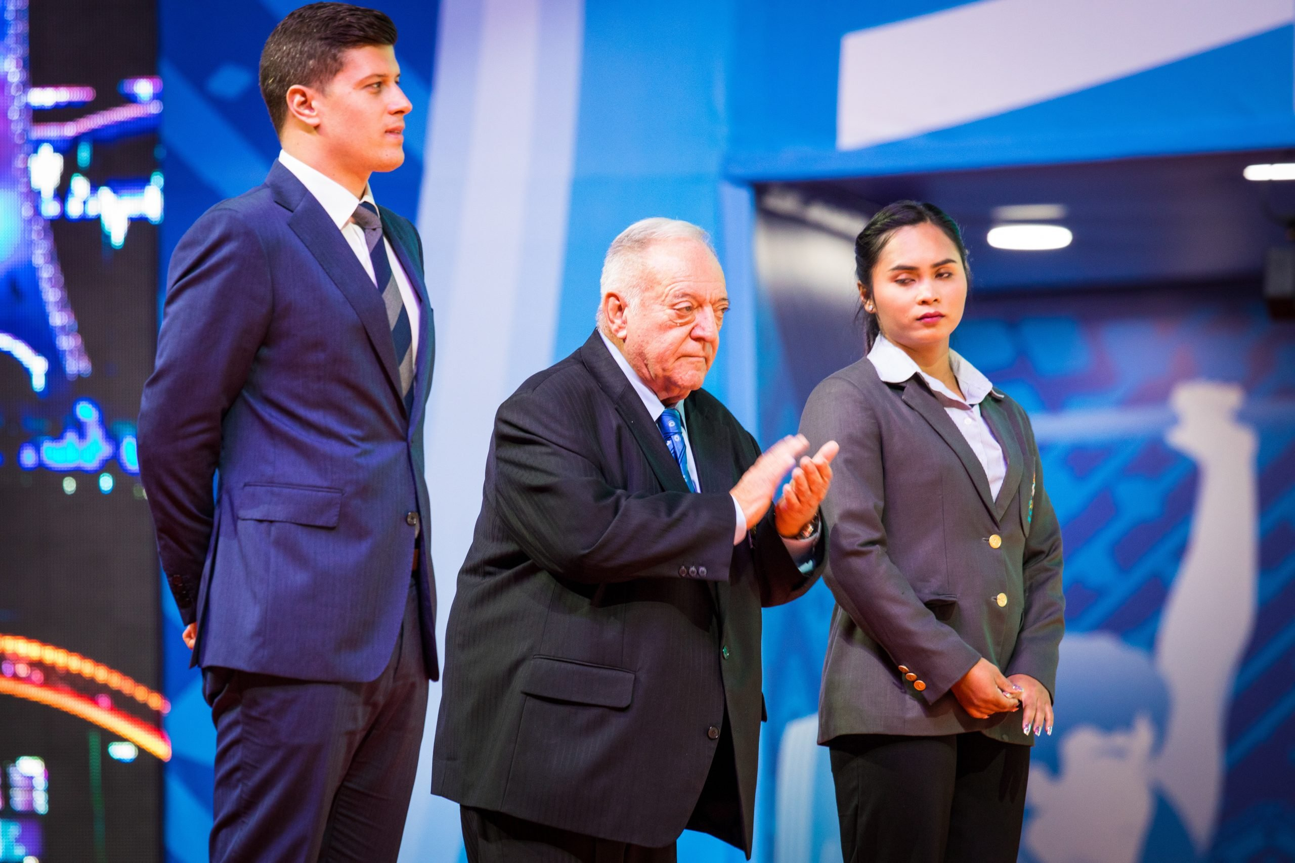 Tamas Ajan Corruption Allegations IWF