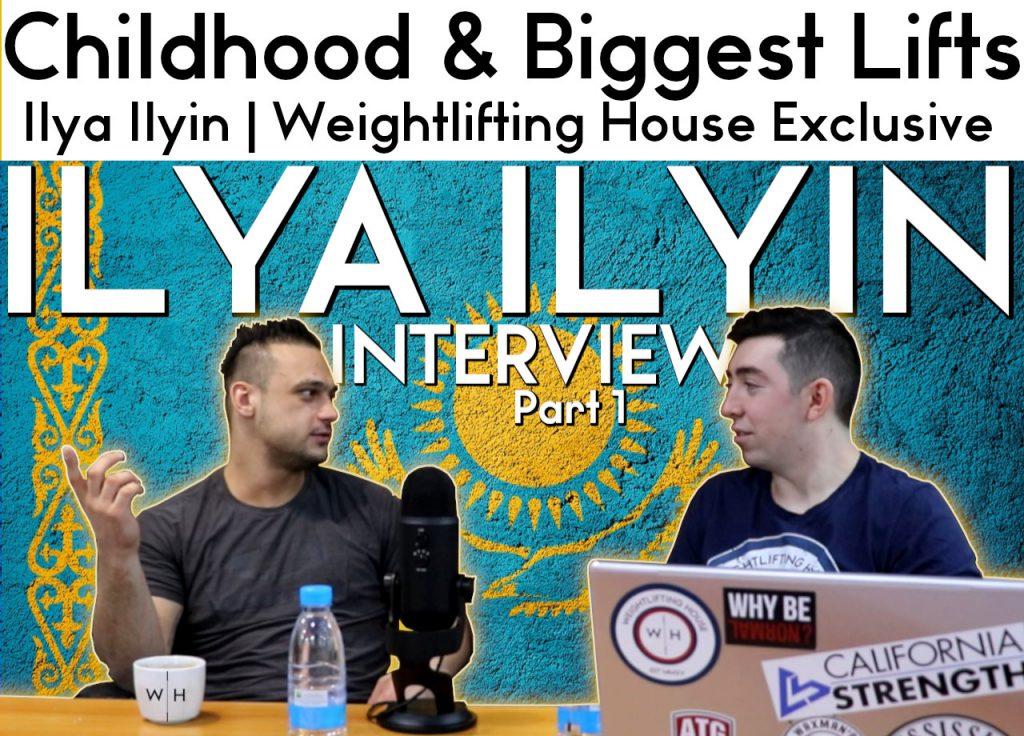 Ilya Ilyin Biggest Lifts, Childhood, and training program