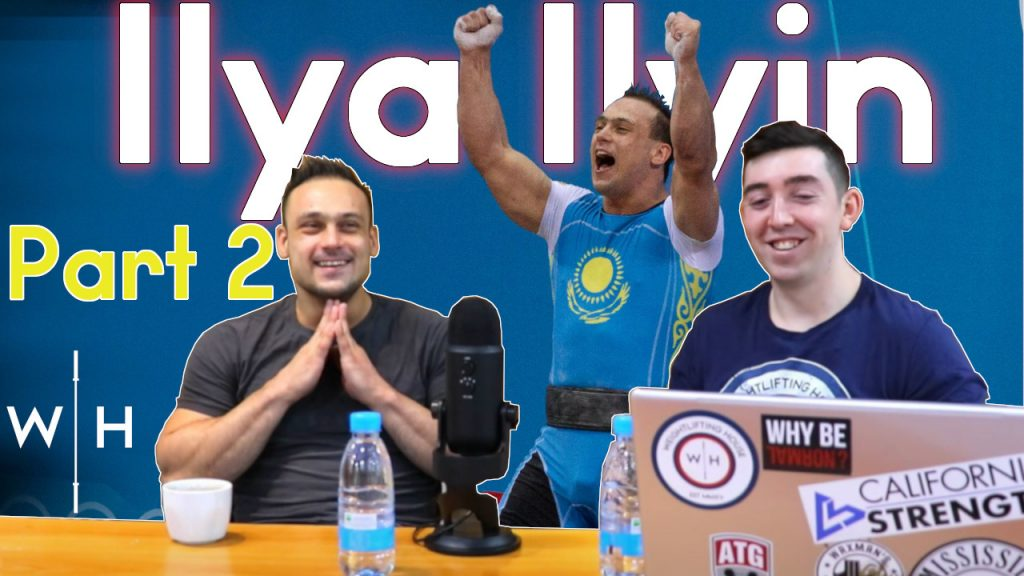 Ilya Ilyin Biggest Lifts, PEDs, and the Corruption in the IWF