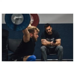 Wes Kitts and Jake Baker on the Weightlifting House Podcast