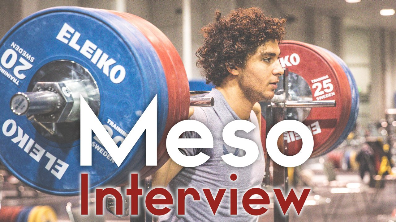 Meso Hassona interview about Kianoush Rostami, Tian Tao, and the Olympics