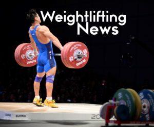 Weightlifting News Show featuring Lu Xiaojun, Tian Tao, and many world records