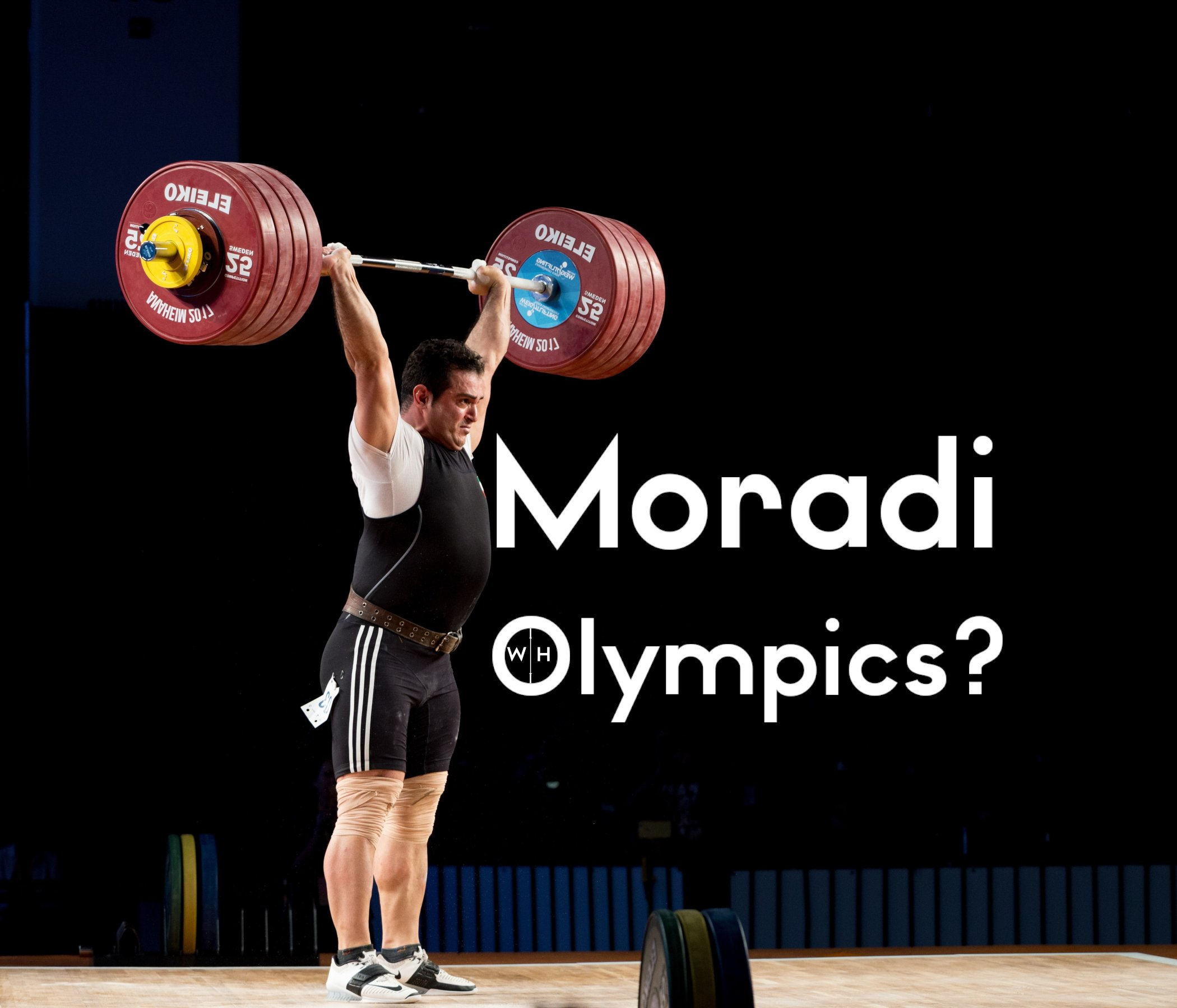 Can Sohrab Moradi Qualify for the Olympics? Mattie Rogers PR snatches