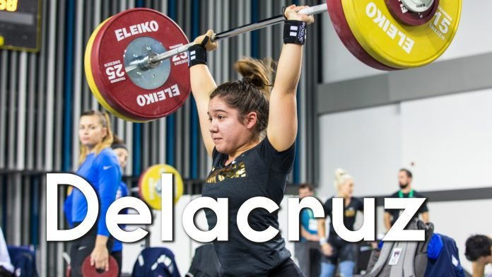 Jourdan Delacruz interview with weightlifting house
