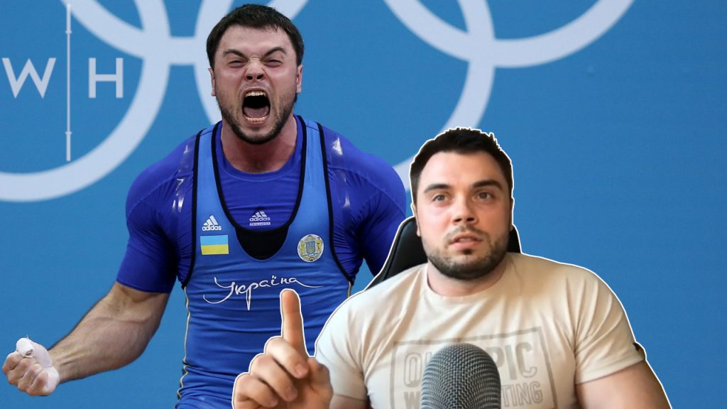 Oleksiy Torokhtiy interview with Weightlifting House