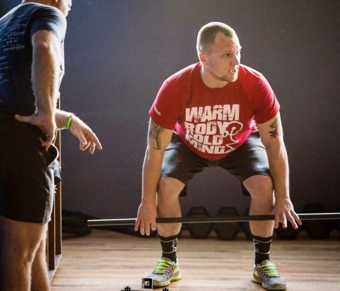 Sergei Putsov on Ukrainian Weightlifting